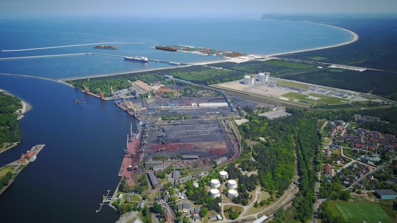 Terminal kontenerowy w Świnoujściu. Zrównoważony rozwój portu i miasta! - GospodarkaMorska.pl
