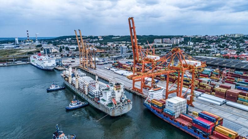Port Gdynia – ekspresowe tempo od prawie 100 lat - GospodarkaMorska.pl