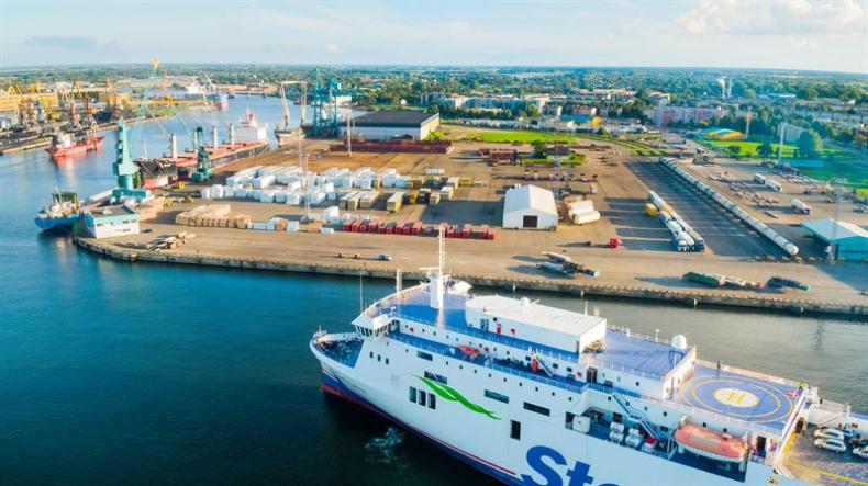 Stena Line podpisała 20-letni kontrakt z Portem Ventspils - GospodarkaMorska.pl