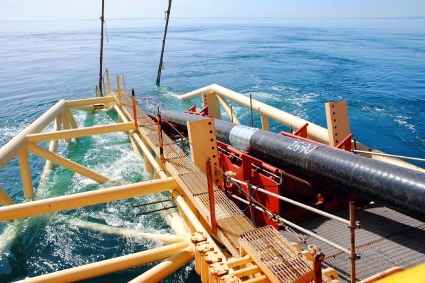Wszystkie rury dla podmorskiej części Baltic Pipe wyprodukowane - GospodarkaMorska.pl