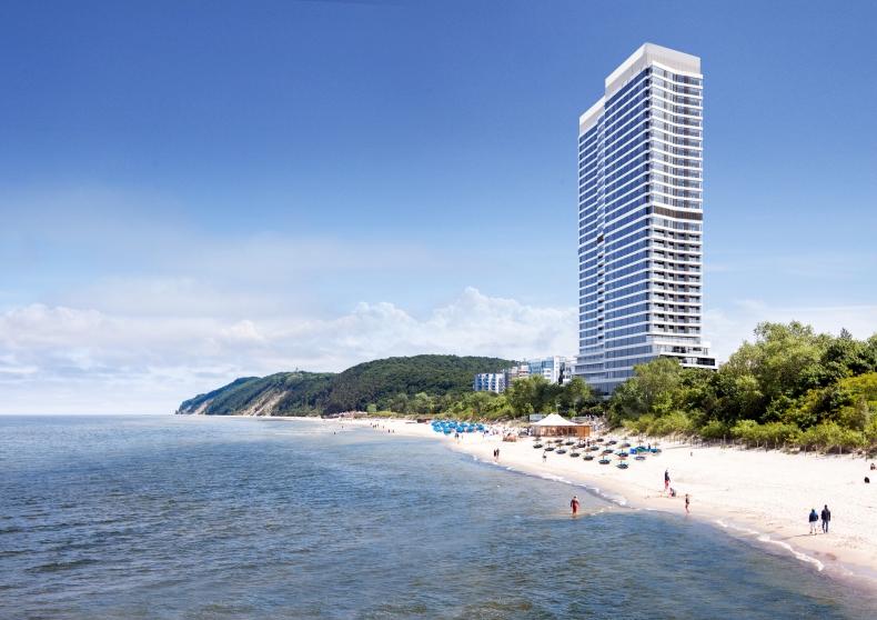 Plaża w Międzyzdrojach zmieni się w dzielnicę apartamentowców? Jest pozwolenie na budowę - GospodarkaMorska.pl