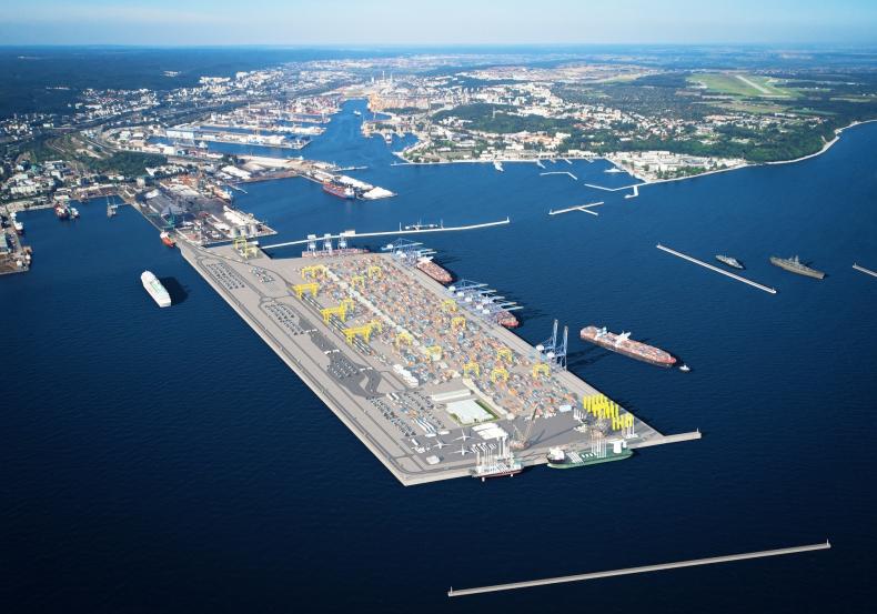 Cały świat spojrzał w stronę Portu Gdynia - otwarcie ofert na partnera prywatnego w realizacji Portu Zewnętrznego - GospodarkaMorska.pl