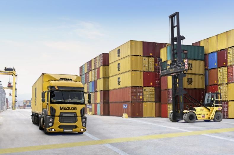 Globalny operator logistyczny MEDLOG uruchomił nowoczesny skład kontenerowy w Porcie Gdynia - GospodarkaMorska.pl
