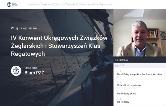 Konwent PZŻ w tym roku online - GospodarkaMorska.pl