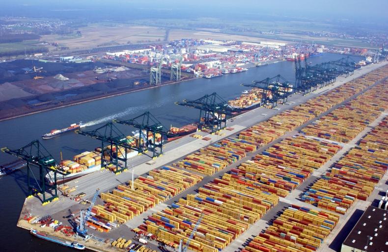 Belgowie chcą być numerem 1 w Europie - połączenie portów w Antwerpii i Zeebrugge - GospodarkaMorska.pl