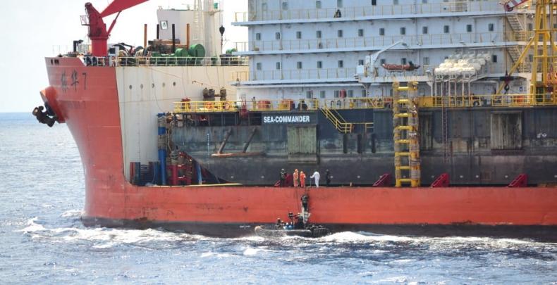 Międzynarodowa Organizacja Morska wzywa do walki z piractwem - GospodarkaMorska.pl