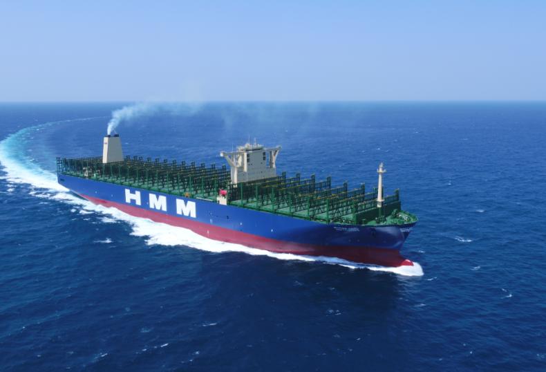 DSME zdobyło kontrakt na kwartet kontenerowców - GospodarkaMorska.pl