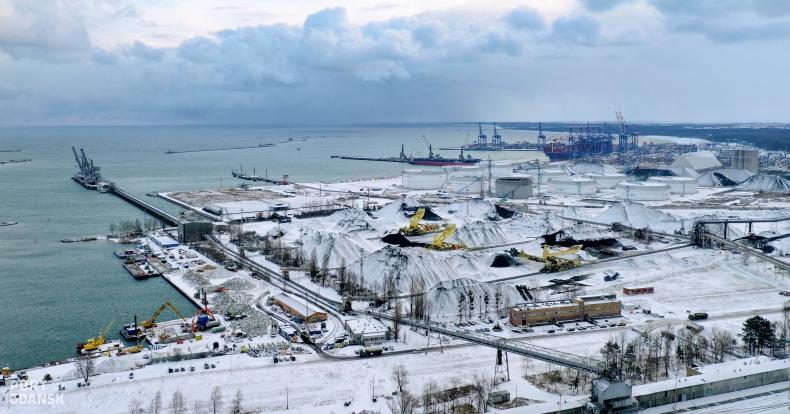 Port Gdańsk zdobywa podium na Bałtyku - GospodarkaMorska.pl