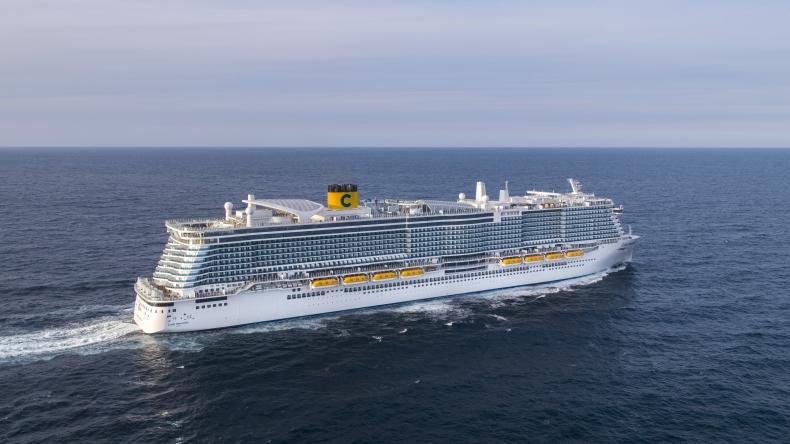 Costa Cruises startuje z nowym programem rejsów - GospodarkaMorska.pl