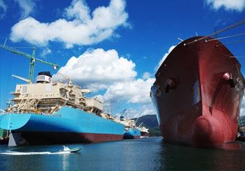 Samsung Heavy zdobył zamówienie na cztery tankowce napędzane LNG - GospodarkaMorska.pl