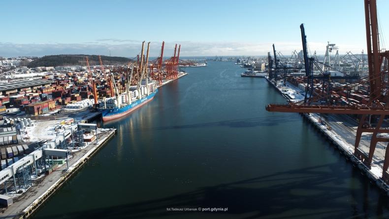 Fundusze norweskie płyną do Portu Gdynia! - GospodarkaMorska.pl