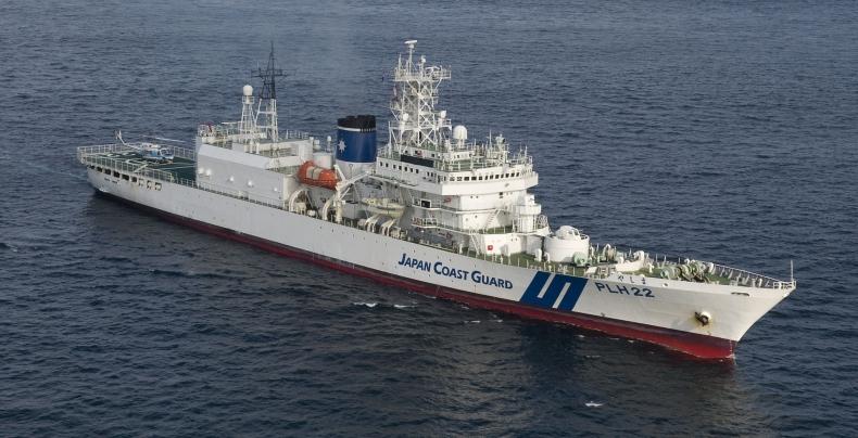 Chińskie okręty straży przybrzeżnej nielegalnie wpływają na wody Japonii - GospodarkaMorska.pl