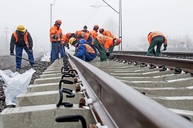 Tą drogą węgiel z portów dociera na Śląsk. PKP ruszyło z przebudową - GospodarkaMorska.pl