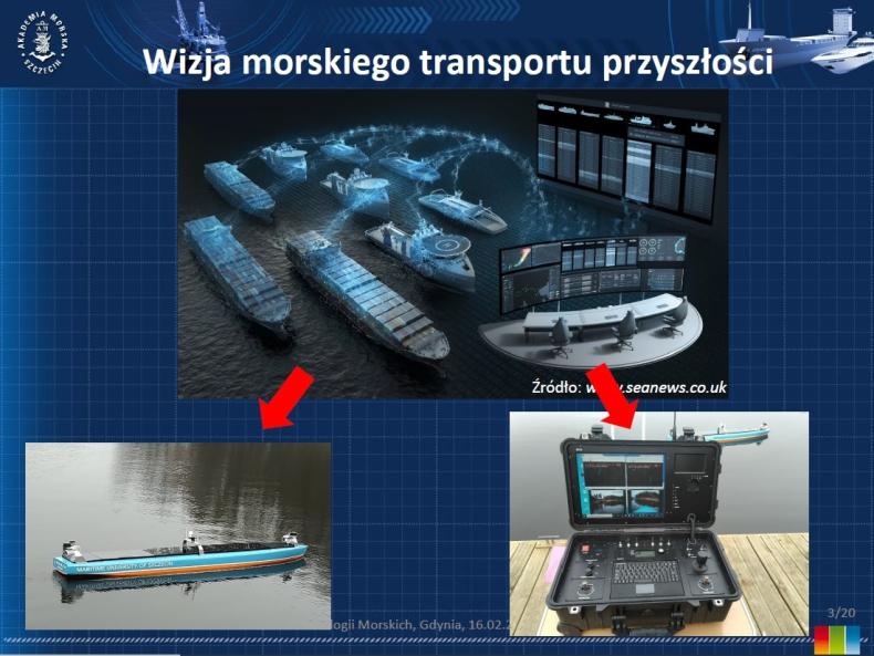 Na deskach projektantów Polskiego Forum Technologii Morskich  - GospodarkaMorska.pl