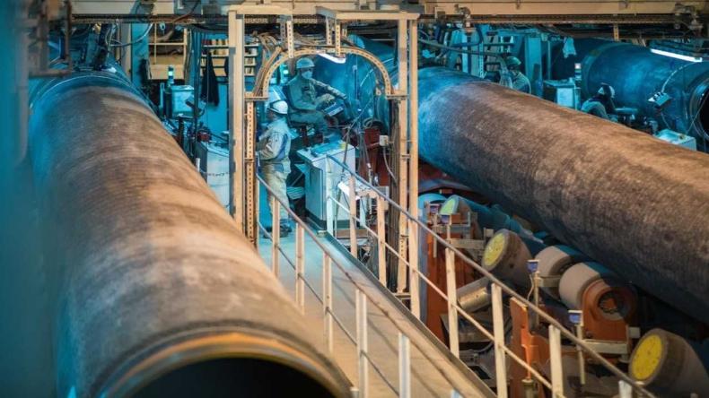 Europosłowie krytykują w PE budowę gazociągu Nord Stream 2 i apelują o jej zatrzymanie - GospodarkaMorska.pl