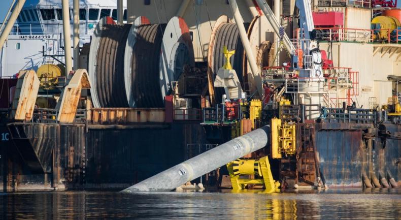 Niemiecki Wintershall Dea zakończył finansowanie Nord Stream 2 - GospodarkaMorska.pl