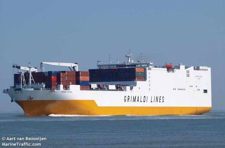 Grimaldi zamówił sześć wielozadaniowych jednostek ro-ro Hyundai Mipo Dockyard - GospodarkaMorska.pl