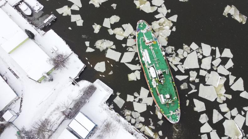 Gróbarczyk: zagrożenie powodzią wynikające z zatorów lodowych zostało zlikwidowane w całej Polsce  - GospodarkaMorska.pl