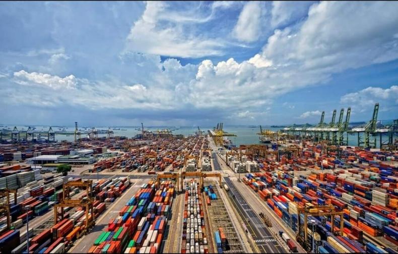 Total otrzymał licencję na bunkrowanie w Singapurze - GospodarkaMorska.pl