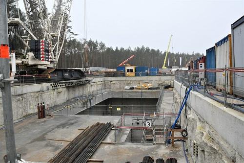 Rusza drążenie tunelu w Świnoujściu - GospodarkaMorska.pl