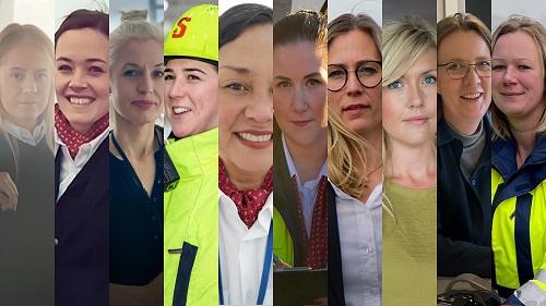 Operator promowy Stena Line chce zwiększyć liczbę kobiet zatrudnionych w branży morskiej  - GospodarkaMorska.pl