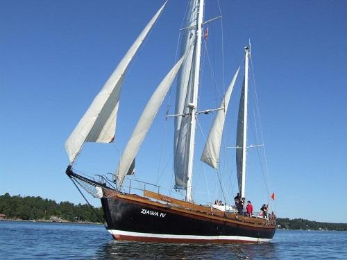 Drugie życie jachtu Zjawa IV - jest decyzja o remoncie - GospodarkaMorska.pl