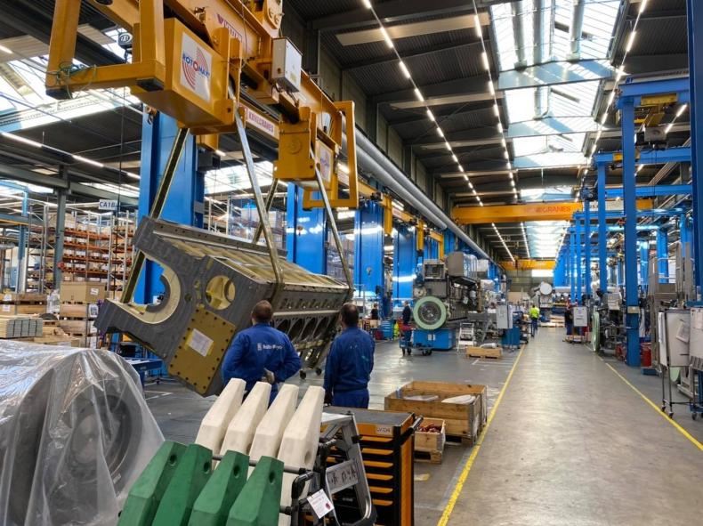 Norweski rząd wstrzymał przejęcie przez Rosjan firmy produkującej silniki okrętowe - GospodarkaMorska.pl