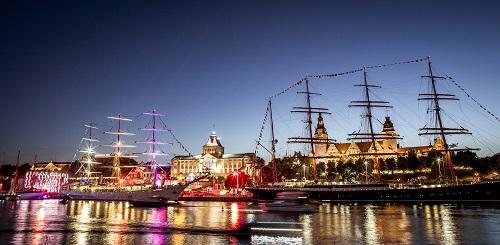 Szczecin przedłuża nabór na oficerów łącznikowych na Tall Ship Races - GospodarkaMorska.pl