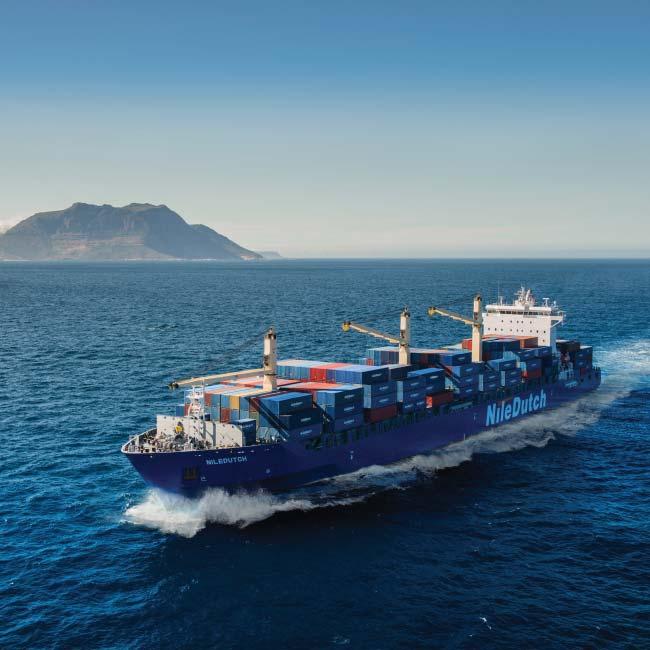 Hapag-Lloyd przejął holenderskiego specjalistę w żegludze kontenerowej - GospodarkaMorska.pl