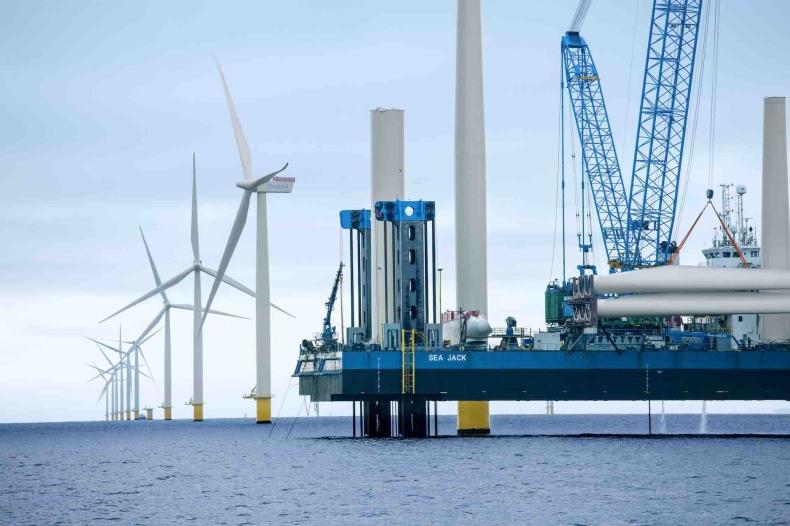 Duńczycy wchodzą na rynek morskiej energetyki wiatrowej w USA - GospodarkaMorska.pl