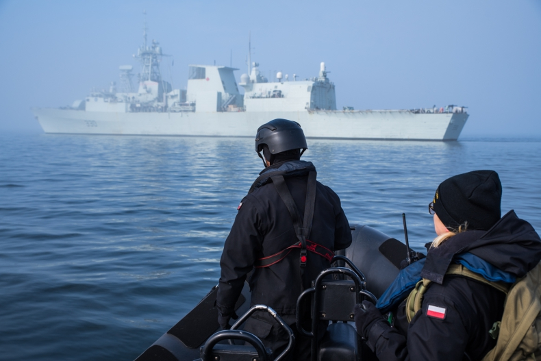Passex sojuszników na Bałtyku [foto] - GospodarkaMorska.pl