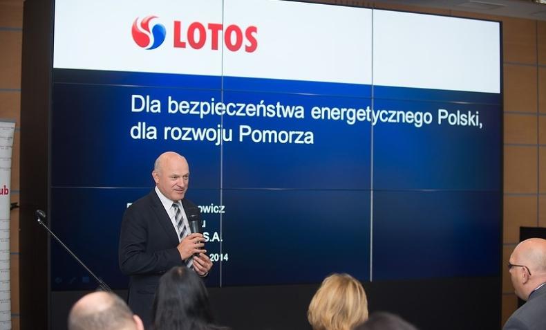 45 tys. zł zadośćuczynienia za niesłuszne zatrzymanie dla b. prezesa Grupy Lotos  - GospodarkaMorska.pl