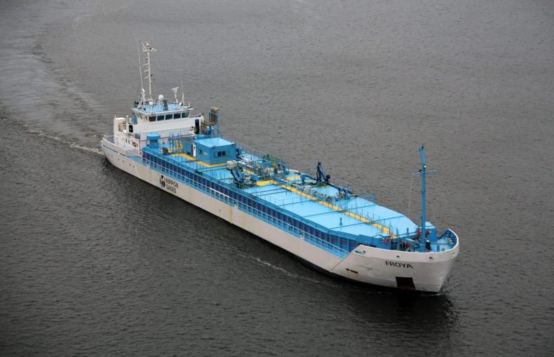 MOL zainwestował w linię żeglugową transportującą skroplony CO2 - GospodarkaMorska.pl