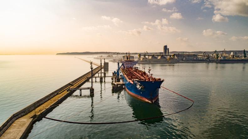 TSL Silesia obsłużyła w tym roku już 100 000 ton paliw w Porcie Gdynia [wideo] - GospodarkaMorska.pl