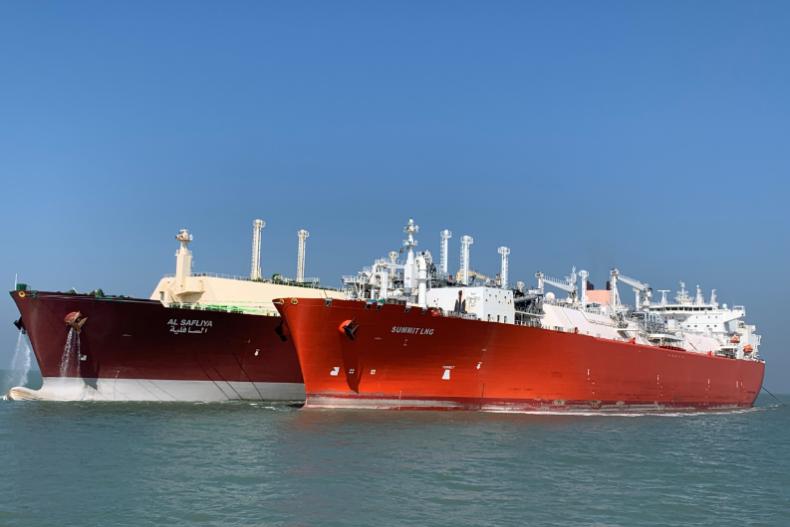 Katar ogłosił przetarg na czarter ogromnej floty gazowców LNG - GospodarkaMorska.pl