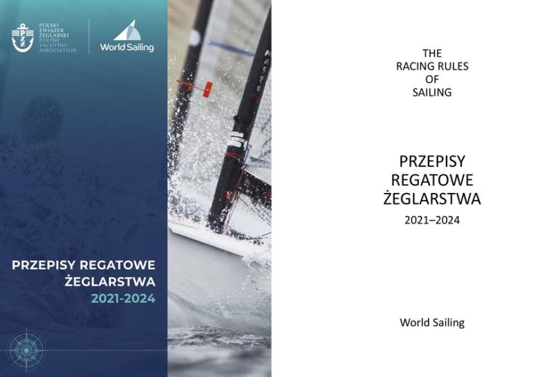 Ukazały się przepisy regatowe żeglarstwa 2021-2024 - GospodarkaMorska.pl