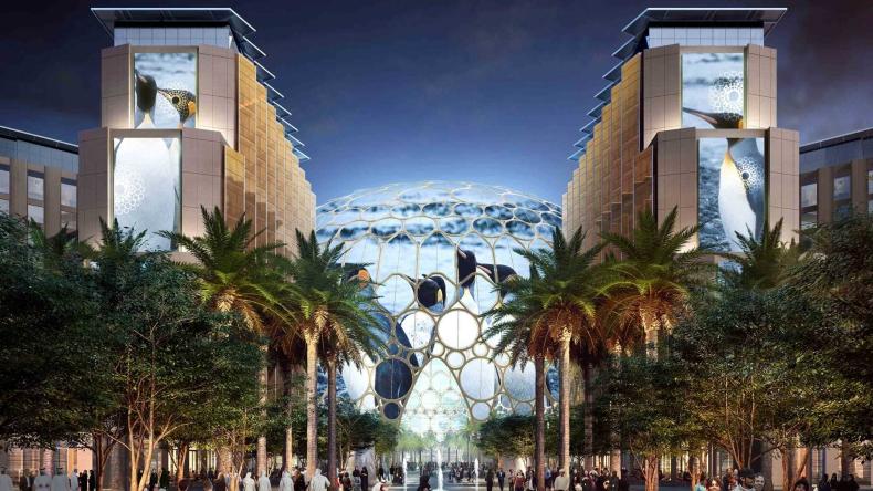 PARP: 432 firmy zainteresowane wsparciem na promocję podczas Expo w Dubaju - GospodarkaMorska.pl