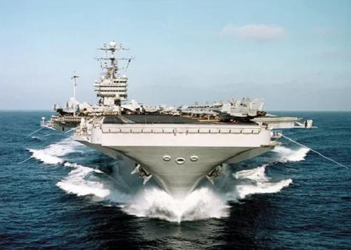 Pekin zapowiada regularne manewry Chińskiej Marynarki Wojennej – lotniskowiec jest już na wodach koło Tajwanu  - GospodarkaMorska.pl