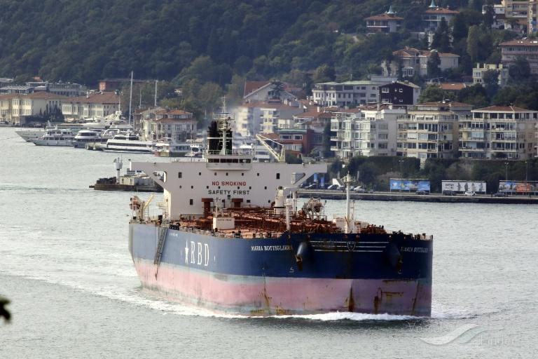 Egipt: Płynący pod włoską flagą tankowiec spowolnił ruch na Kanale Sueskim - GospodarkaMorska.pl