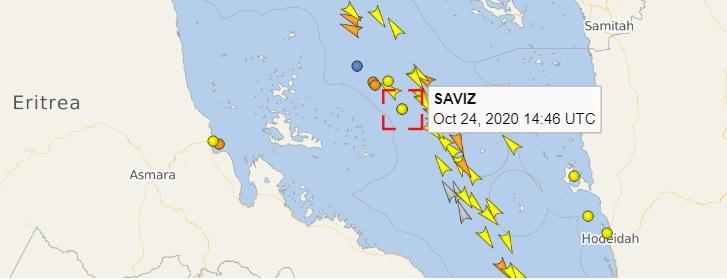 Na Morzu Czerwonym zaatakowano statek irańskiego Korpusu Strażników Rewolucji - GospodarkaMorska.pl