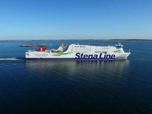 Stena Line przyspiesza eliminację energii z paliw kopalnych  w żegludze poprzez zmniejszenie emisji CO2 o 30% do roku 2030 - GospodarkaMorska.pl