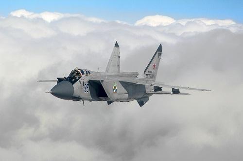 """Rosja przeprowadziła pierwsze """"naddźwiękowe ćwiczenia"""" w Arktyce - GospodarkaMorska.pl"""