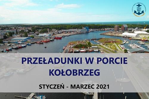 Port Kołobrzeg zwiększa przeładunki - GospodarkaMorska.pl