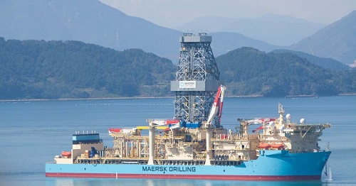 Maersk Drilling podpisał kontrakt z Shell na kolejne głębokie odwierty - GospodarkaMorska.pl