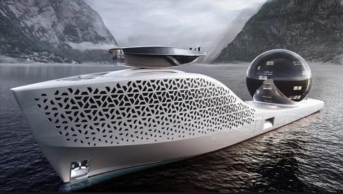 NED-Project - Naval Architects & Ship Designers realizuje prace projektowe na statku Earth300 - GospodarkaMorska.pl