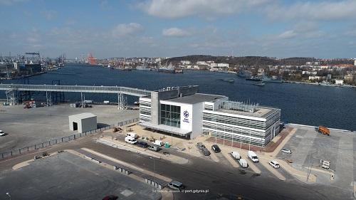 Publiczny Terminal Promowy w idei #greenport - GospodarkaMorska.pl