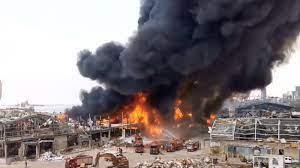 Są plany odbudowy portu w Bejrucie po ubiegłorocznym wybuchu - GospodarkaMorska.pl