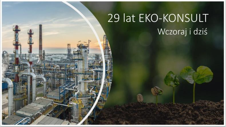 29 lat EKO-KONSULT - wczoraj i dziś - GospodarkaMorska.pl