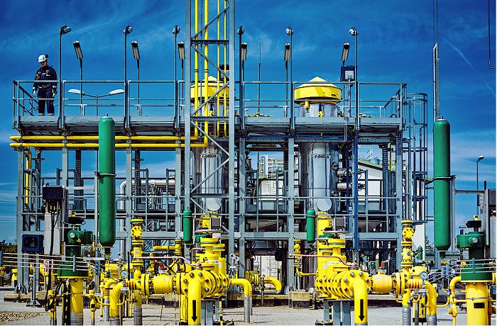 GAZ-SYSTEM zakończył budowę gazociągu Tworóg – Tworzeń - GospodarkaMorska.pl