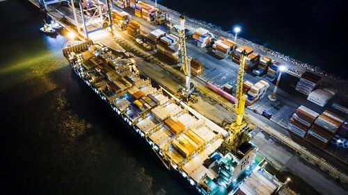 Największa na świecie operacja przewozu ładunków nieskonteneryzowanych w APM Terminals Pecém - GospodarkaMorska.pl